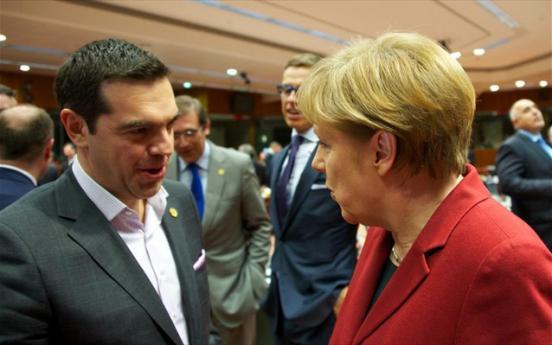 tsipras-merkel