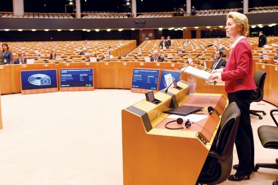 Η ανάλγητη στάση της Γερμανίας οδηγεί την Ε.Ε. στη διάλυση