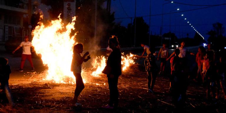 Επεισόδια για τον θάνατο του 18χρονου Ρομά από την Καλαμάτα -Μπλόκα στην Αργολίδα